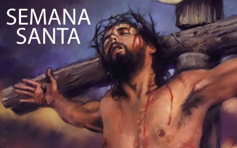 HORARIO DE SEMANA SANTA